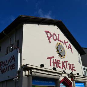 2015 Sixth round Theatres Trust PolkaTheatre London