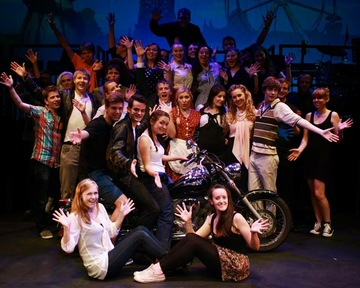 GRANTS AWARDED 2015 JULY Aylesbury Vale Youth Theatre 3