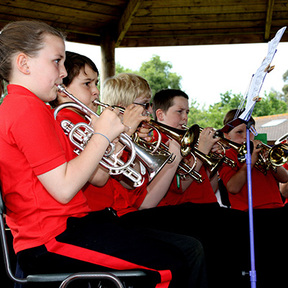 GRANTS AWARDED 2015 JULY Stalham Brass Band 1