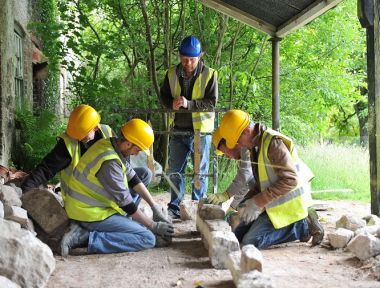NI Angel Award winner - Apprentices of Sperrins Gateway Landscape Partnership Project