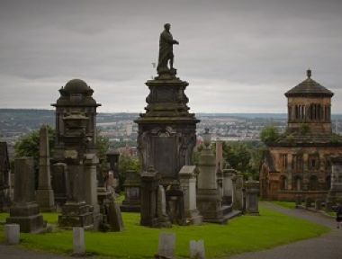 Scottish Heritage Awards - Glasgow Necropolis