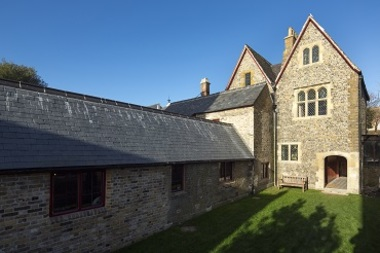 Landmark Trust St Edwards Presbytery 3 latest news