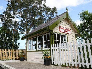 Bundoran Signal Cabin - shortlisted project