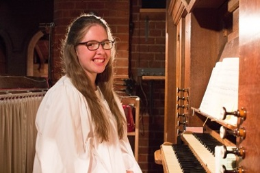 St Catherines School 2 Imogen Organ Scholar latest news