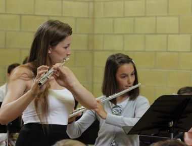Seaham End of Term Concert