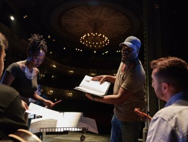 The Old Vic - applications now open for the fourth year of the Old Vic 12
